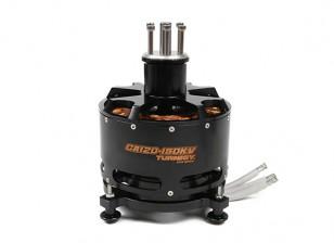 Turnigy CA120 150KV无刷外转子(100毫升当量)