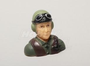 Parkfly空军飞行员(H38点¯xW40点¯xD23mm)