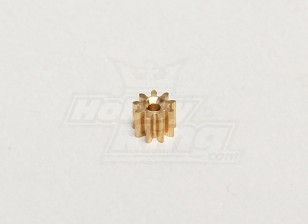 M0.31.0毫米9T齿轮