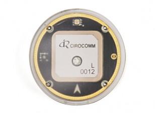 标准的GPS-M8N和MAG和LED