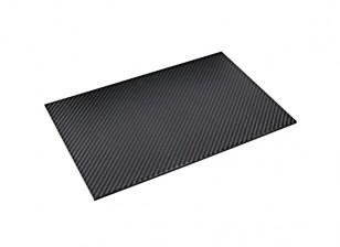 碳纤维片材300×200×4毫米