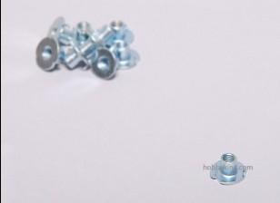 盲螺母M4(10片装)