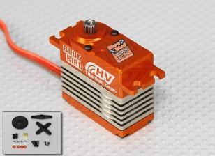 BMS-35A高电压(7.4V)无芯数字伺服瓦特/钛合金齿轮35.5公斤/ .14sec /74克