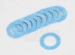 摩擦片套装(10片/袋) -  A2030,A2031,A2032和A2033