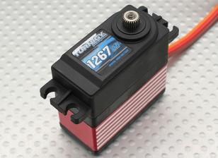 Turnigy™TGY-1267HV钛BB / DS / MG伺服14公斤/ 0.10sec /57克