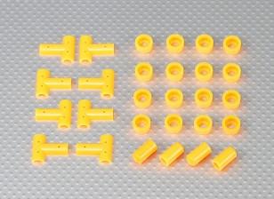 Turnigy HAL起落架座(4台)