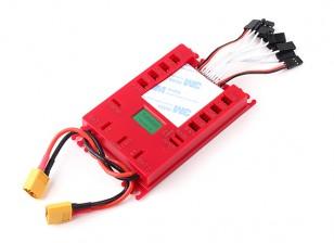 Turnigy最小功率分配器(RED)