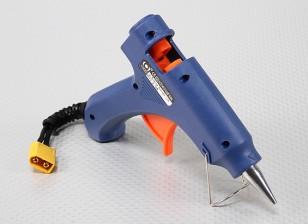 电池供电热熔胶枪