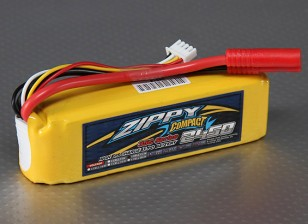 ZIPPY紧凑2450mAh 3S 35C前列包