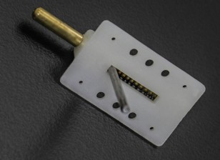 林冠锁/锁弹簧加载(2PC)