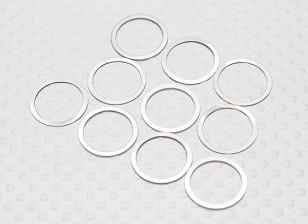 输出轴的洗衣机(13.2 * 16 * 0.2)(10ocs) -  A3015