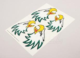 美国海军鹰左,右手