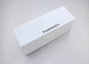 Turnigy柔软的硅胶锂聚合物电池保护器(5000mAh的6S白色)145x51x53mm