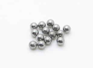 有毒硝基 - 微分钢球14PCS