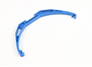 飞行器底盘105x240mm(蓝色)(1个)