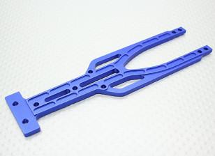 铝。二楼板 -  1/10 Hobbyking使命-D 4WD GTR