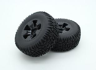 轮胎成套 - 骑兵硝基