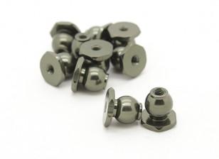 锤硝基马戏团MT,SABERTOOTH Truggy  - 8毫米hexball螺栓(10片装)