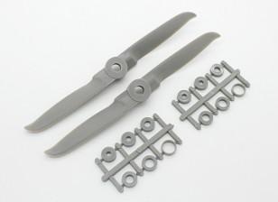 Turnigy高速螺旋桨5.5x5.5灰色(CCW)(2个)