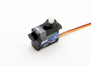 Turnigy™MX-96E数字亚微伺服0.27千克/ 0.08sec / 2.5G