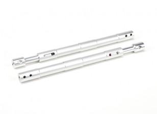 合金直奥莱奥的Struts140毫米(2个)