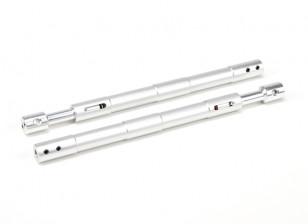 合金直奥莱奥的Struts169毫米(2个)