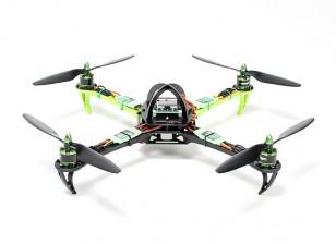 Turnigy SK450四轴飞行器技术支持多星。插头和飞四轴飞行器集(PNF)