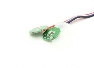 华科尔QR X350 Pro的四轴飞行器 - 后置LED板和线束(1个)