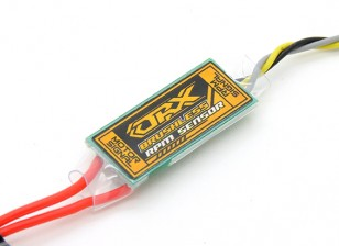 橙色转速传感器