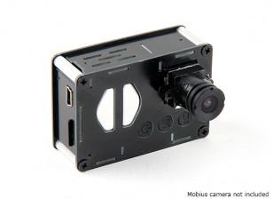 莫比乌斯要GoPro的外形转换案例万向固定