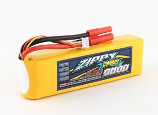 ZIPPY紧凑型5000mAh的3S 40C前列包