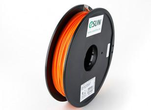 丰德丽3D打印机长丝橙色1.75毫米解放军0.5KG阀芯