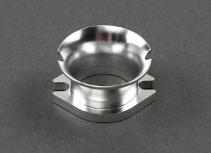 通用速度叠加为100毫升〜120CC尺寸燃气发动机(银)