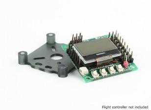 迷你飞行控制器安装底座30.5毫米Naze32,KK迷你,CC3D,迷你APM(30.5毫米,36毫米)