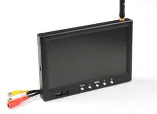 7英寸800×480的5.8GHz接收器FPV监控的FieldView 777 RX32