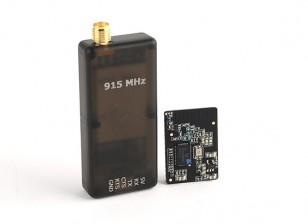 微HKPilot遥测台收音机,集成PCB天线915MHZ