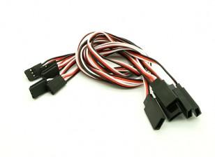 40厘米双叶26AWG直扩展导线M键˚F5件