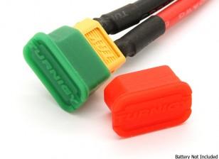 XT60充电/放电电池指示灯帽(5对)