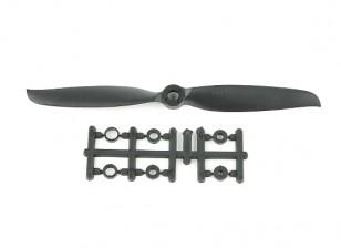TGS精密折叠螺旋桨6X3黑色(1个)