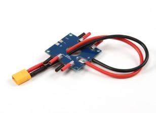 与XT30 Hobbyking小型配电板