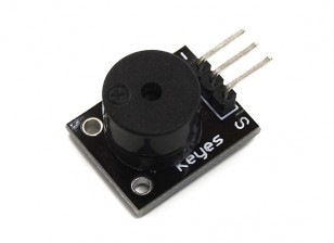 凯斯有源音箱蜂鸣器模块的Arduino
