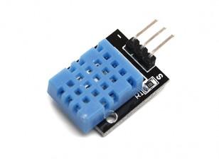 凯斯温湿度传感器DHT11对于Arduino的