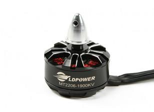 LDPOWER MT2206-1900KV无刷电机Multicopter(CW)