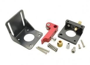 Turnigy迷你Fabrikator 3D打印机V1.0配件 - 挤出机组