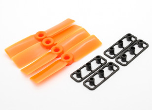 GemFan牛鼻3030 ABS螺旋桨顺时针/逆时针橙色套装(2对)