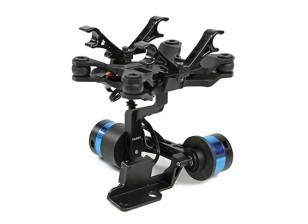 塔罗T-2D V2小蜜逸运动摄像机无刷相机万向节和ZYX22控制器