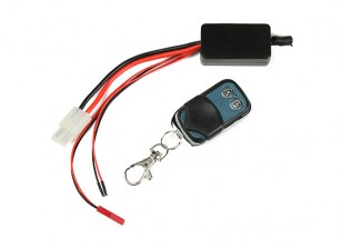 无线遥控绞车控制器与无线接收器