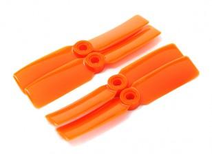 DYS T3545-O 3.5x4.5 CW / CCW(对) - 2对/包橙色