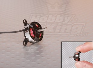 HobbyKing AP-03 7000kv无刷微型电机(3.1克)