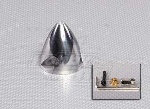 铝支柱微调51毫米/2.00英寸/ 3刀